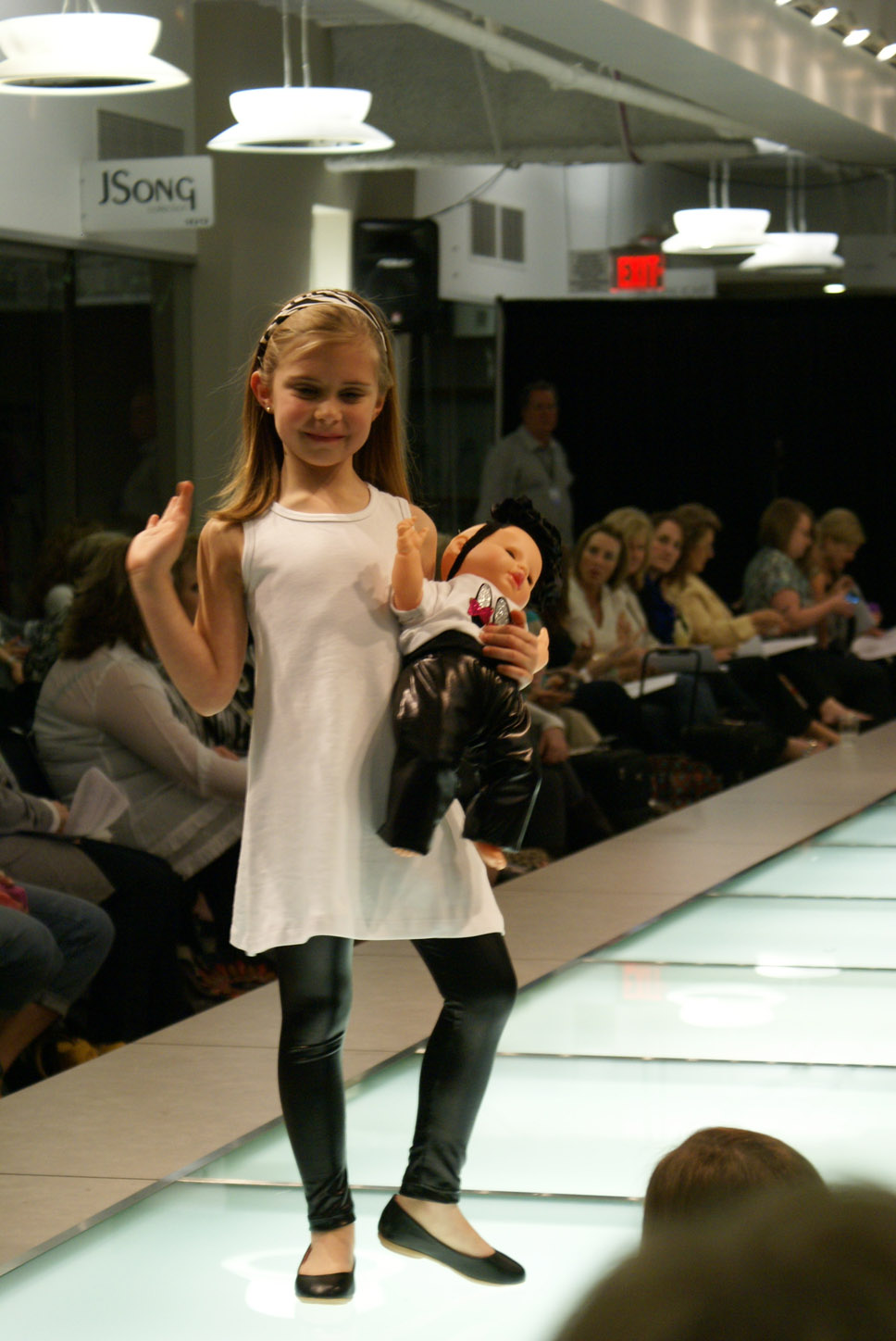 Berry Jane™ Runway Show at